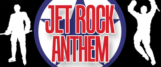 Ace Burpee's Jet Rock Anthem.