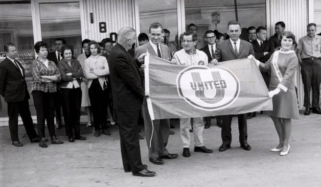 United Way of Winnipeg circa 1965
