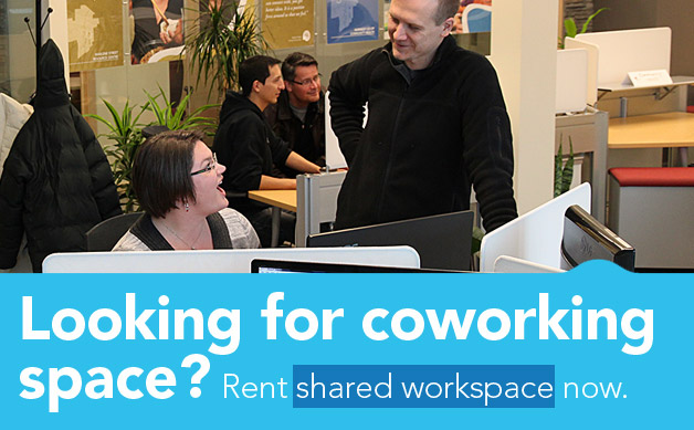 Rent downtown Winnipeg coworking space at United Way of Winnipeg!