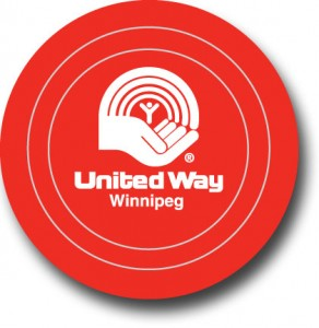 United Way Button