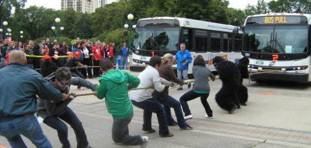 2012 Government Employees Bus Pull