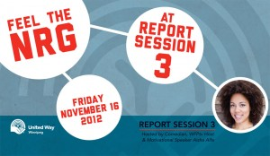 Report Session 3 invitation image