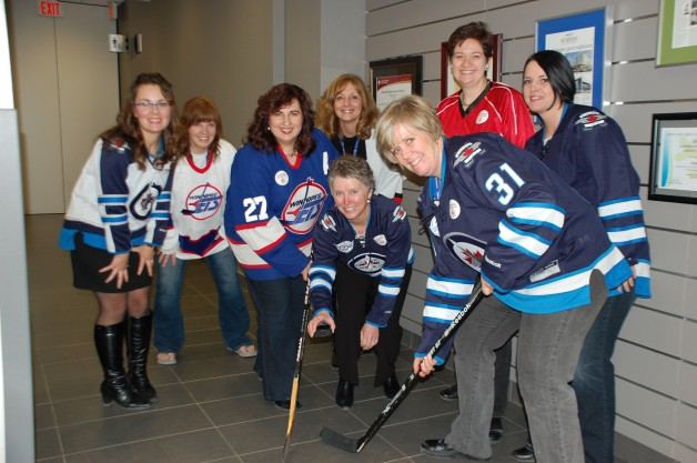 WRHA Jersey Day for United Way