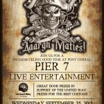 Join us for Pirates at the Pier!