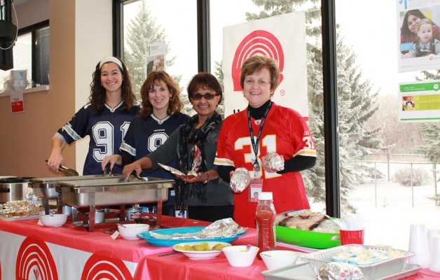 Nav Canada United Way Workplace Campaign