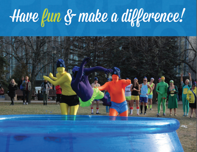 Start Your Own Fundraising Event
