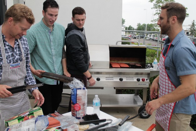 GenNext BBQ at National Leasing