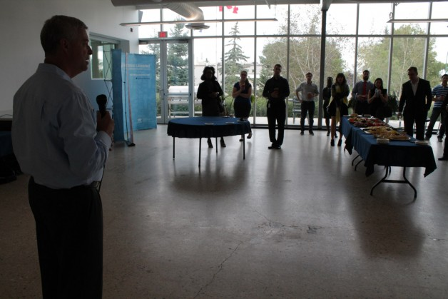 Boys and Girls Clubs of Winnipeg CEO Rob Brown talks to GenNexters.