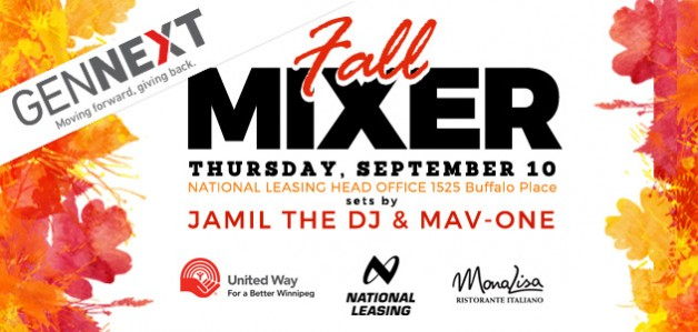 National Leasing's Gen Next Mixer
