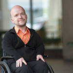 After being left paralyzed by complications following back surgery, Kevin Black's outlook was revitalized and revived by a Canadian Paraplegic Association counsellor.