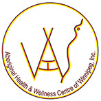 Aboriginal Health & Wellness Centre of Winnipeg, Inc., logo.