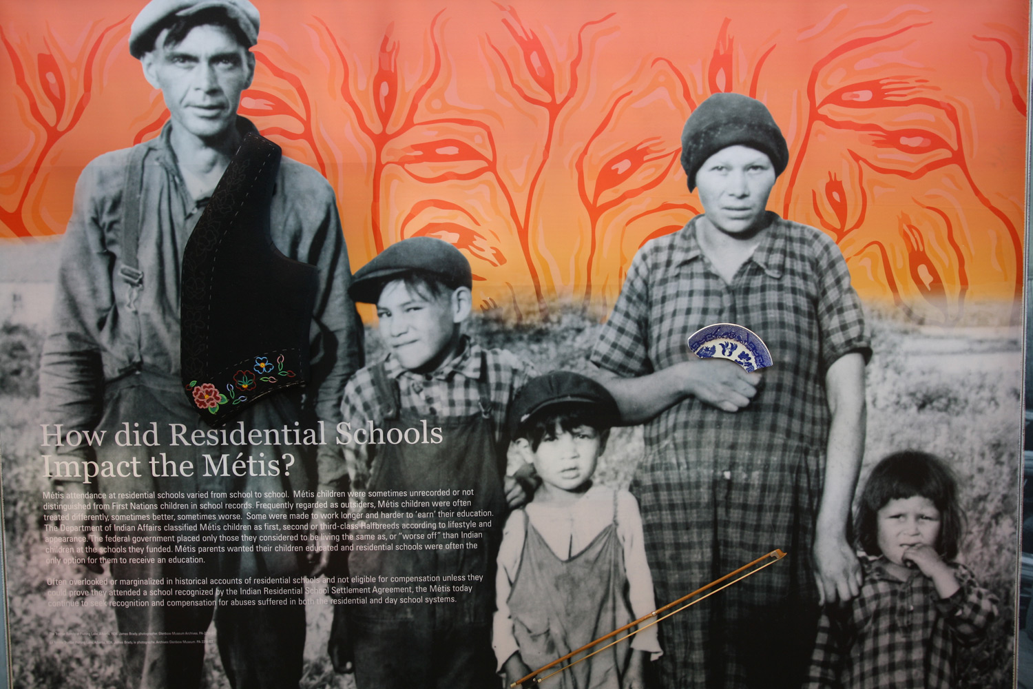 Forgotten: The Metis Residential School Experience - United Way Winnipeg