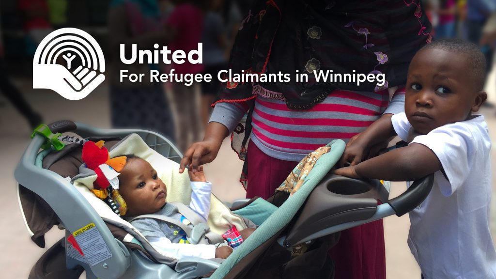 United for Refugee Claimants in Winnipeg.