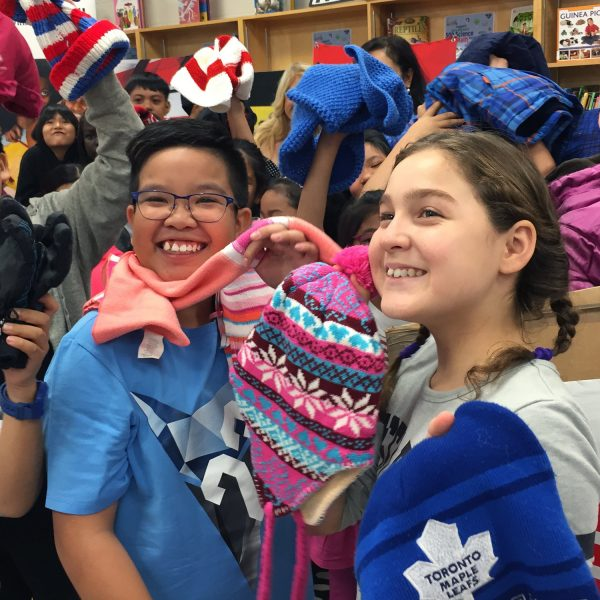 United Way Winnipeg's Koats for Kids provides winter gear to Winnipeg families.