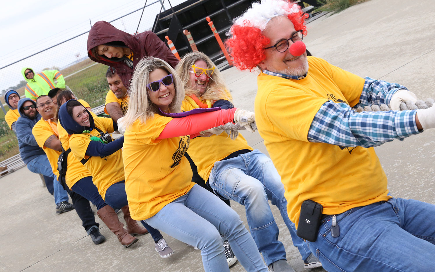 Have fun at United Way Winnipeg's Plane Pull & city-wide kickoff!