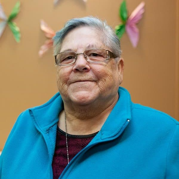 A Winnipeg senior keeping connected and staying strong