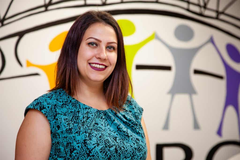 Kayla found hope and opportunity at a neighbourhood family resource centre - United Way Winnipeg