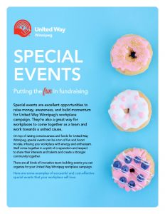 Special Events: Putting the Fun in Fundraising - United Way Winnipeg