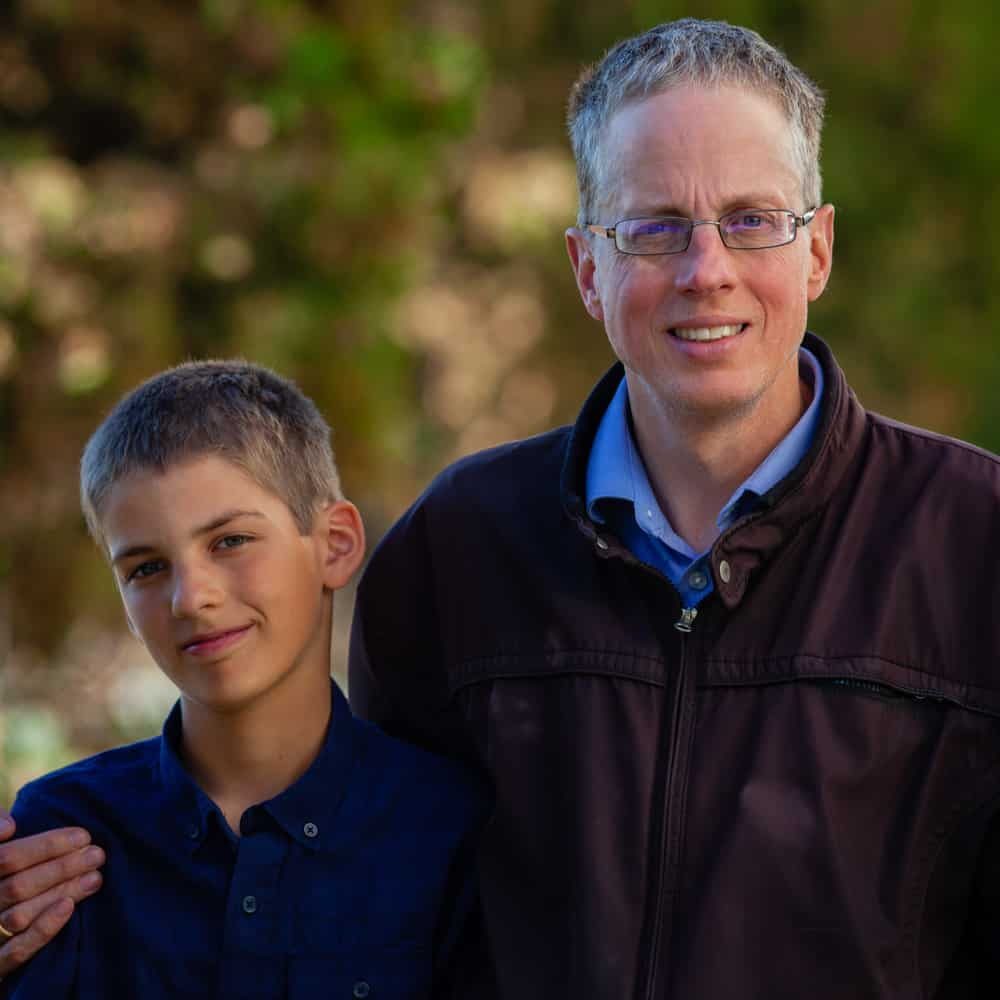 Timothy and Walter found the help they needed through a donor-supported program - United Way Winnipeg