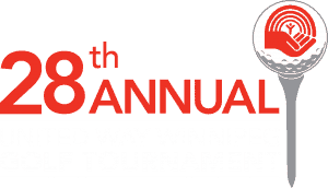 United Way Winnipeg's 28th annual charity golf tournament.