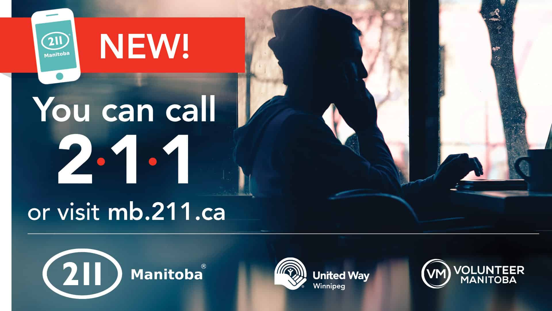 211 Manitoba Launches Phone Service Across the Province