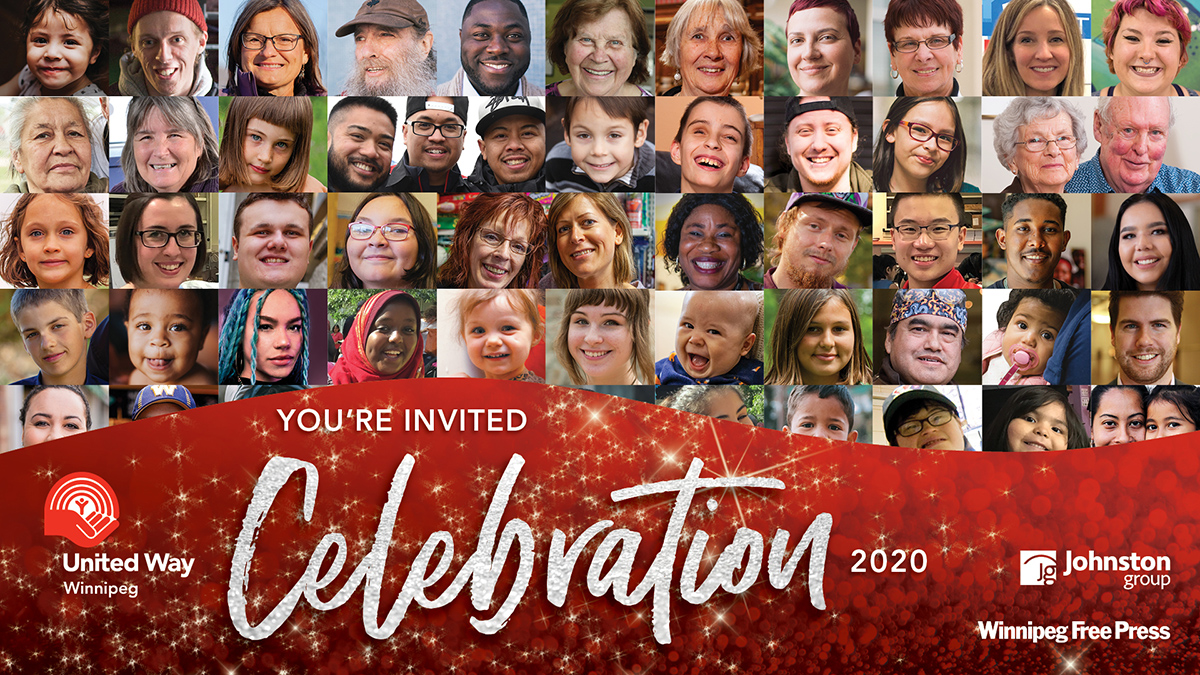 You're invited to our virtual Campaign Celebration 2020!