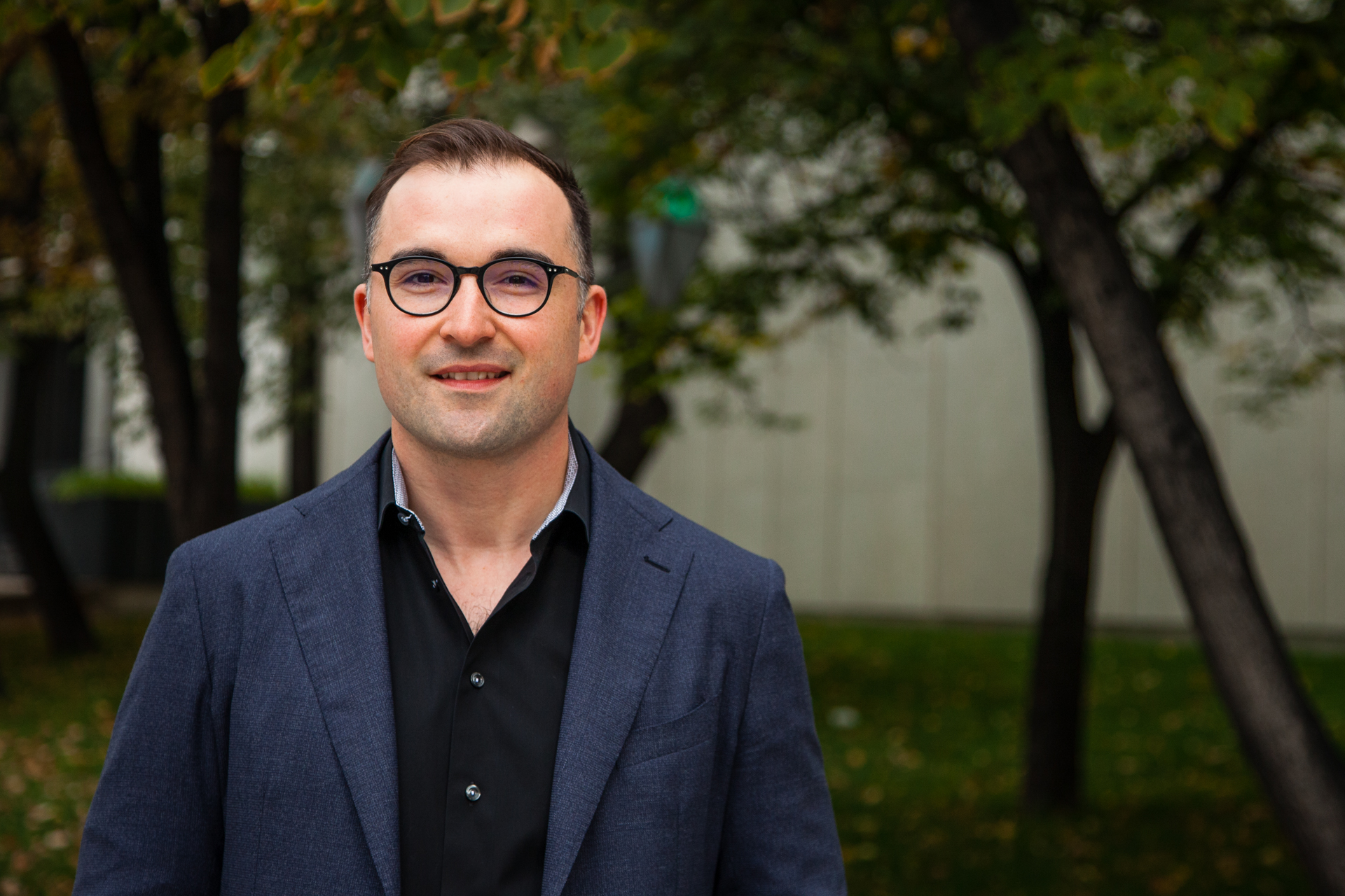 Adam Hanson is a United Way Winnipeg Leader and a Special Projects Manager at Johnston Group.