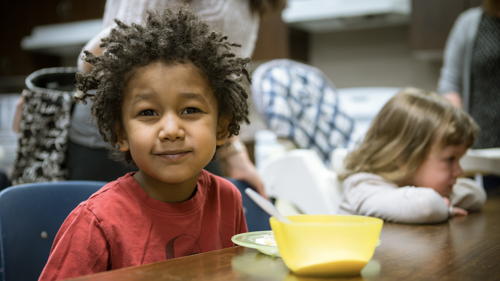 Addressing food insecurity in Winnipeg.